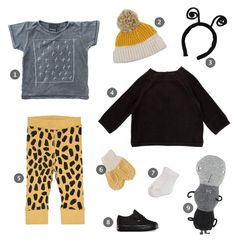 Little Bee Style Spread | Kid's Style | Little Gatherer