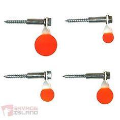 Jack-Pyke-Metal-Spinning-Targets-4-Pack-Air-Gun-Rifle-Pistol-Shooting-Practice