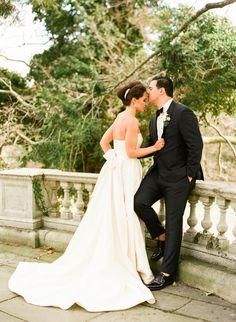 Chic Bridal Attire From Lindsay Madden