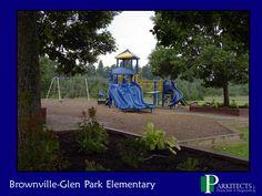 Brownville Glen Park Elementary School in Watertown, NY