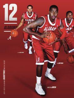 2011-2012 Alabama Basketball