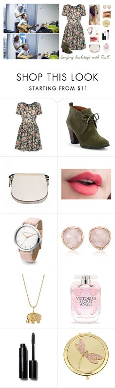 """Singing backstage with Niall"" by hazzabum ❤ liked on Polyvore featuring Oasis, Lucky Brand, Angela Roi, Monica Vinader, Sydney Evan, Victoria's Secret, Bobbi Brown Cosmetics, Monet, Urban Decay and NiallHoran"