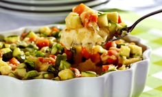 Receita de Purê de batata gratinado com legumes - Gratinado - Dificuldade: Fácil - Calorias: 367 por porção
