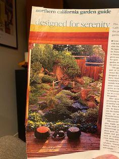 California Garden, Garden Guide, Crete, Northern California, Shrubs, Serenity, Zen, The Outsiders, Meditation