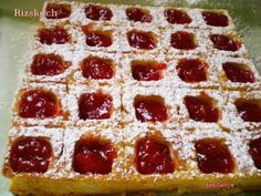 Rizskoch Zila formában How To Make Cake, Waffles, Cake Recipes, Sweets, Breakfast, Cakes, Holiday, Foods, Strawberry