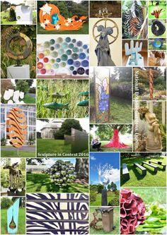 Sculpture in Context - Final Week! - Ceramic Forms