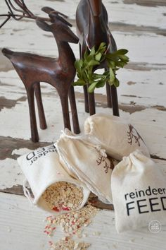 Reindeer Feed Gift Idea - The Idea Room