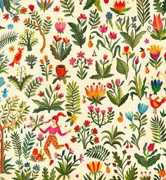Aitch #illustration #pattern