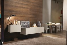 I-MODULART COVER - Designer Cabinets from Presotto ✓ all information ✓ high-resolution images ✓ CADs ✓ catalogues ✓ contact information ✓ find. Entertainment Wall Units, Italian Furniture, New Living Room, Scandinavian Style, Contemporary Furniture, Cover, Shelving, Designer, Minimalism