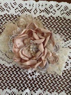Elle vintage headband  on Etsy, $26.99