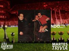 #MartesTrivia Respuesta! P: Cuando debuta Mura en #Independiente? R: Un día como hoy, 4 de noviembre, pero de 1962.