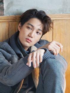 [Vyrl] EXO : 아레나 11월의 남자, EXO 카이. '#아레나 옴므 플러스' 11월호 커버를 장식한 #화보천재 #카이 를 만나볼까요?