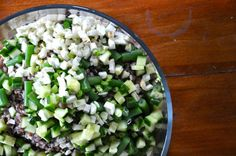 Grain and Bean Salad