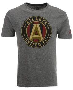 adidas Men's Atlanta United Fc Vintage Too Triblend T-Shirt