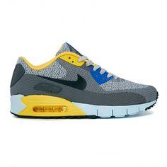 Nike Air Max 90 Jacquard City Qs 667636-001 Sneakers — Running Shoes at CrookedTongues.com