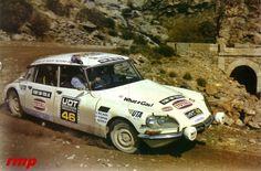 1974 World Cup: Ken Tubman, Citroen winner Citroen Ds, Safari, Manx, Sport En France, Rallye Raid, Space Car, Course Automobile, Gilles Villeneuve, Rally Car