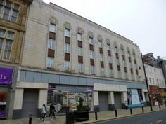Ex-Primark (and previously Woolworths), Sunderland (18 Oct 2013). Photograph by Graham Soult