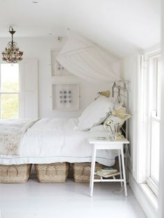 Home Shabby Home: A stunning bedroom