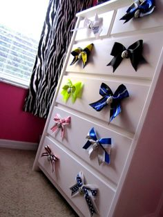 My future daughter will be a competitive cheerleader and I will do this for her.