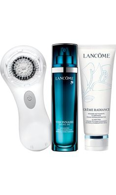 Lancome + Clarisonic. A skincare dream!