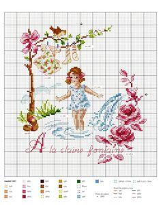 Resultado de imagen de veronique enginger cross stitch