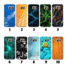 NEW Phone Case Cover Luxury Stylish Design for Samsung Galaxy S6 Edge S7 Edge !!