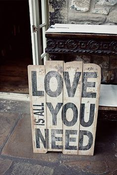 ...all you need