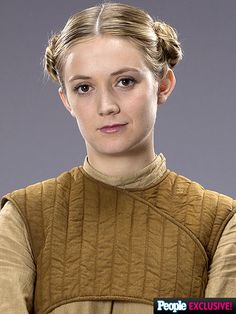 """Billie Lourd tells PEOPLE she and her mom watched Star Wars """"at least once a week"""" growing up"""