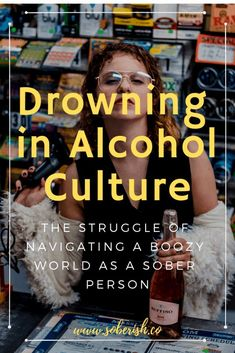 Drowning in Alcohol Culture - Sober(ish) Source by Tools Quit Drinking Alcohol, Quitting Alcohol, Alcoholism Recovery, Getting Sober, Sober Living, Sober Life, Tough Day, Addiction Recovery, Stressed Out