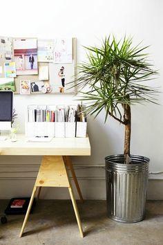 #workspace, desk, #organize, #bulletin board