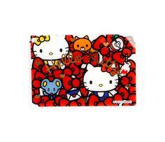 Hello Kitty ID Card Case: Bows. Sanrio, June 2017