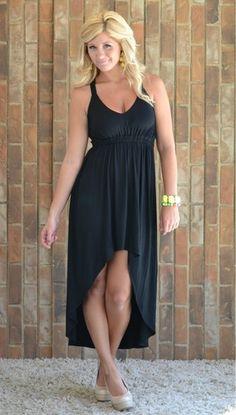 LBD (for little black dress)