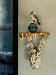 Shell Wall Shelf