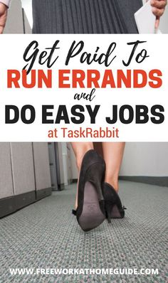 Interested in getting paid to run errands,such as grocery shopping, for people in your area?Then you should become a Tasker with TaskRabbi