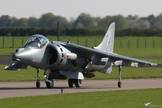 RAF Harrier GR9 ZD347 photo