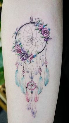 Dream Catcher tattoo ideas