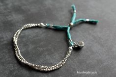 DIY Double Layering Bracelet - Tutorial  ❥ 4U // hf
