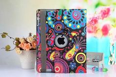 New Arrival Color Mix PU Leather Flip Case For Apple iPad Mini 3 2 1 Cases W/Stand Cover For ipad Mini 1 mini2 mini3 Tablet case
