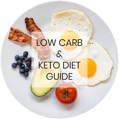 Low Carb Recipes A super EASY guide for how to start a keto diet or how to start a low carb diet. Includes basics of the keto diet plan, a low carb food list, and delicious keto Diet Soup Recipes, Healthy Recipes, Low Carb Recipes, Flour Recipes, Healthy Oils, Keto Diet Guide, Keto Diet Plan, Ketogenic Diet, Ketogenic Recipes