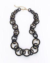 Cara Single-Strand Necklace >