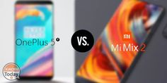 Xiaomi Mi Mix 2 vs OnePlus 5T: confronto tra bezel-less #Xiaomi #Confronto #MiMix2 #Oneplus5T #Vs https://www.xiaomitoday.it/?p=30183
