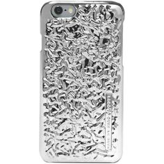 Marc by Marc Jacobs Foil Iphone 6 Case ($38) ❤ liked on Polyvore featuring accessories, tech accessories, phone, fillers, phone cases, electronics and marc by marc jacobs