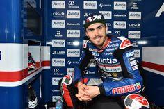 Loris Baz, French MotoGP Rider
