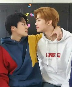 Nomin for life. Nomin for ever Nct 127, Vlive Nct, Haikyuu, Infinite Members, Memes, Fanart, Jeno Nct, Na Jaemin, Best Couple