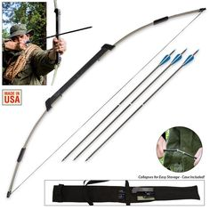 http://www.budk.com/Nomad-Compact-Take-Down-Survival-Bow-34813