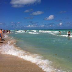 South Beach Miami, Florida