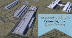 Did you hear? Facebook is adding to their Prineville, Oregon Data Centers...a project that will bring hundreds of millions in capital investment and several more years of construction work to a former wood milling town of less than 10,000 people. Read more thanks to the Bend Bulletin.  #facebook #economicgrowth #centraloregon #prineville #oregon #socialmedia