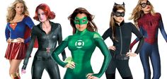 Ready for Halloween? Gear up for every geek's favourite holiday with these 17 adult feamel superhero Halloween costumes, perfect for every fangirl!