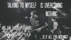 The amity affliction some friends lyrics this could be heartbreak