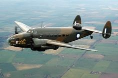 Lockheed Hudson at Temora, NSW